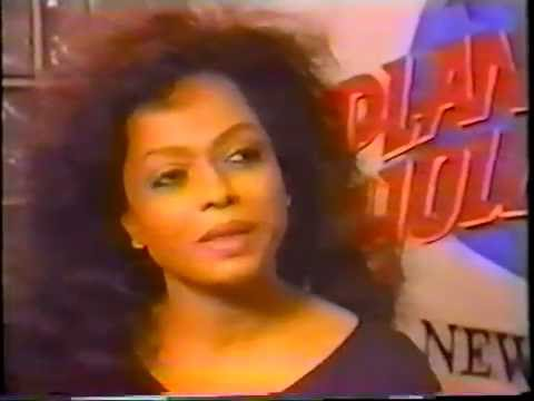 Diana Ross interview Planet Hollywood (Mark McEwen) on her memoir