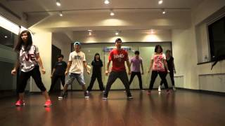 20130530 L.A style /jimmy dance A-Win老師