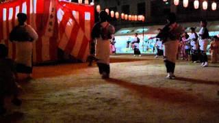 大阪市西区日吉の盆踊り