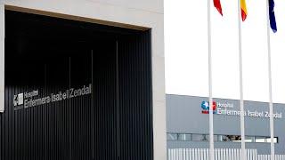 Así es el nuevo hospital de emergencias Enfermera Isabel Zendal