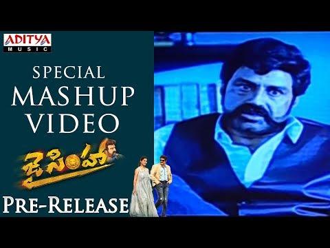 NBK Special Mashup Video @ Jai Simha Pre...