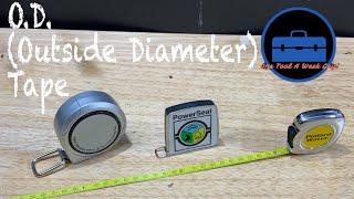 OD (Outside Diameter) Tape