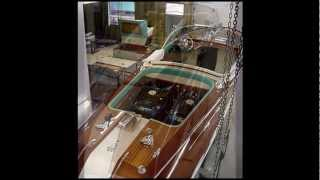 Riva Aquarama Restoration - Wooden boat restoration - Sea Sonic Boats