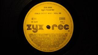 Gambar cover Italo Boot Mix Vol 7-A - ZYX Records