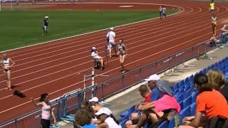 Тройной Девушки  Чемпионат Украины Юниоры 18 06 13