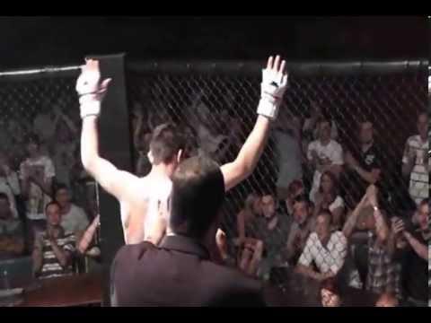 Greg Reeves (Taurus) vs.  - Neil Owen (KJ2) Throwdown III MMA