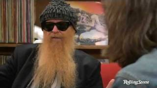 ZZ Top Rolling Stone Interview