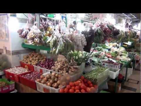 Tekka market & Food Centre Singapore