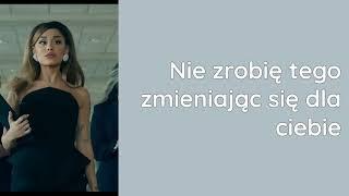 Ariana Grande - positions TŁUMACZENIE PL (pozycje)