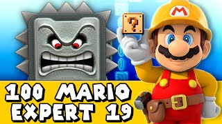 Super Mario Maker: Ten Second Test (Expert #19)