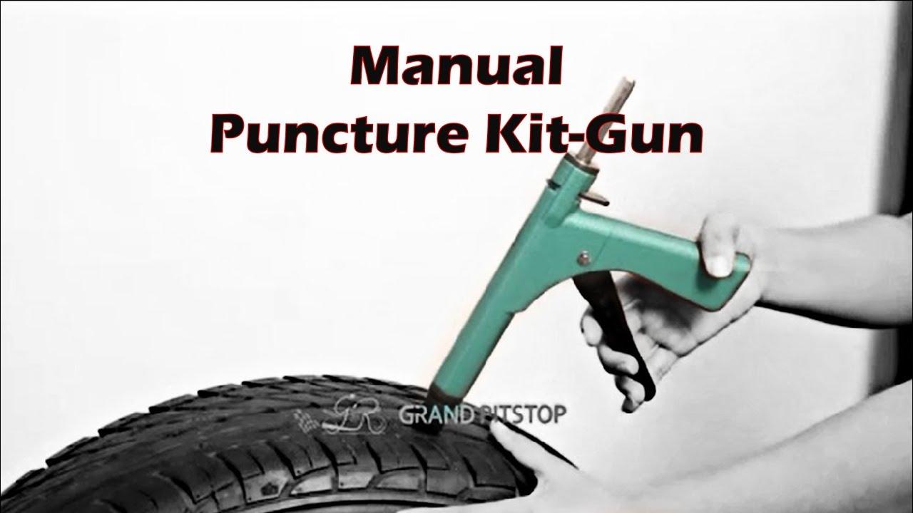 Tyre Repair Tool Newest Auto Car Tire Repair Gun Car Moto Tubeless Puncture Plug