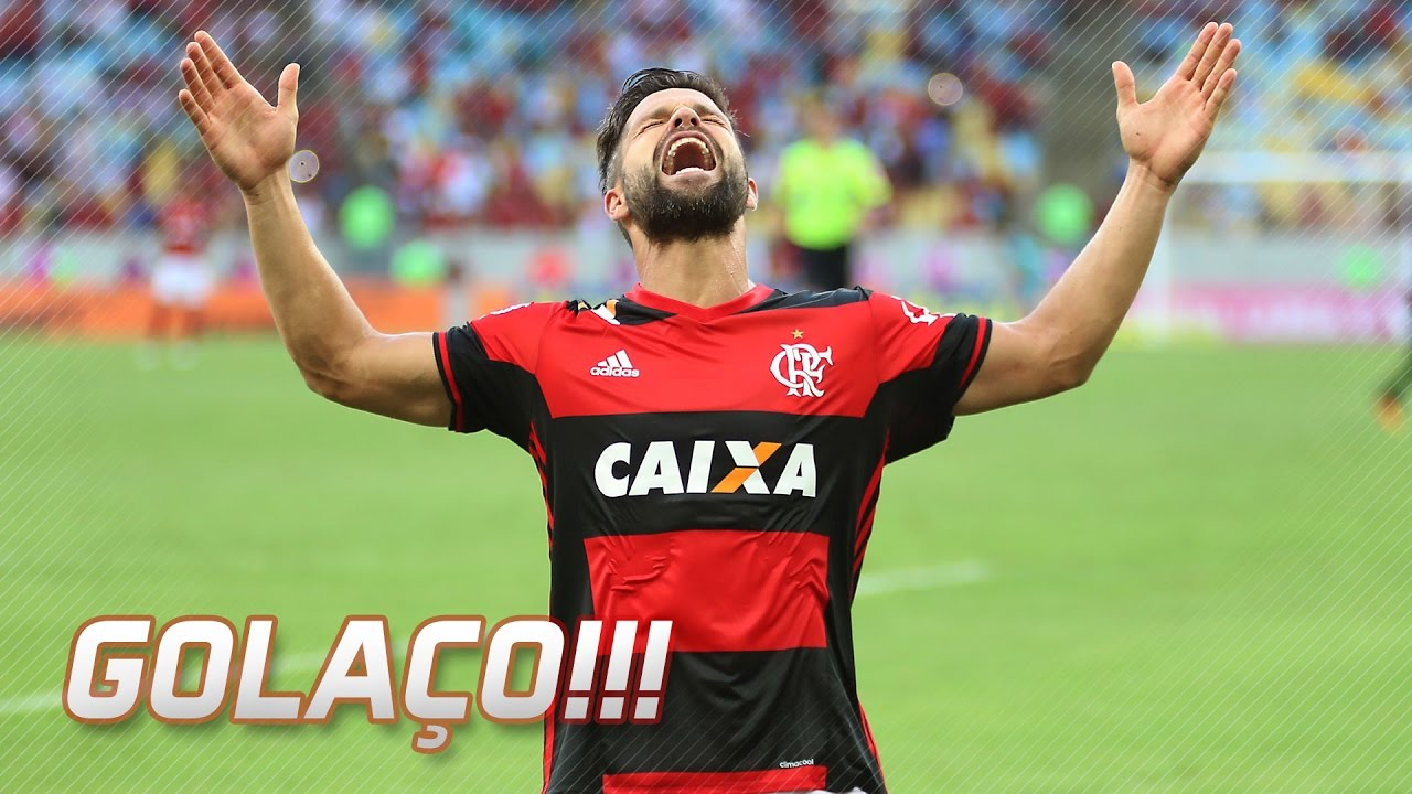 Gol de Diego - Flamengo 2 x 0 Santos - YouTube 1db1c73fea07b