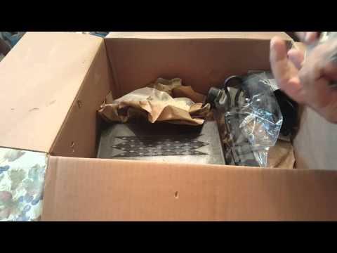 EVIKE AIRSOFT BONEYARD BOXES OF THINGS SCRAP YARD 11/27/15