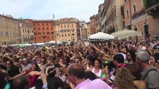 Roma Flashmob Flamenco