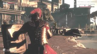 Ryse Son of Rome Test Gameplay Intel HD Graphics 4000