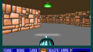 PC - Wolfenstein 3D - Level 60/E6L10