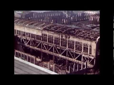 Berlin Germany 1947 Rare Destruction # 2