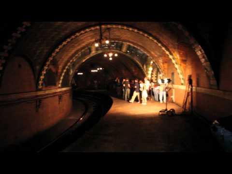 Into The Abandoned City Hall Station (Part 1)