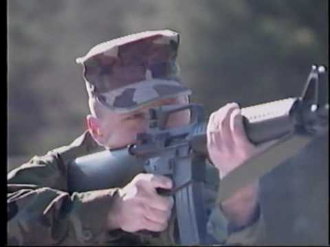 Fundamentals of Rifle Marksmanship  Part 1