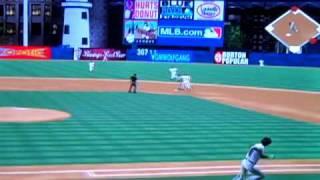 MLB 07 The Show RTTS Gameplay Part 1