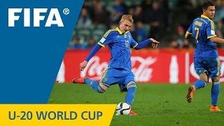 Ukraine v. USA - Match Highlights FIFA U-20 World Cup New Zealand 2015