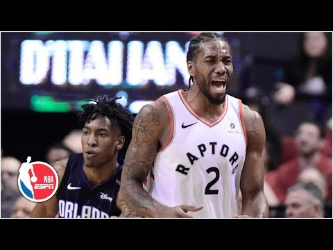 Kawhi Leonard scores 27 in Game 5, Raptors advance past Magic | NBA Highlights