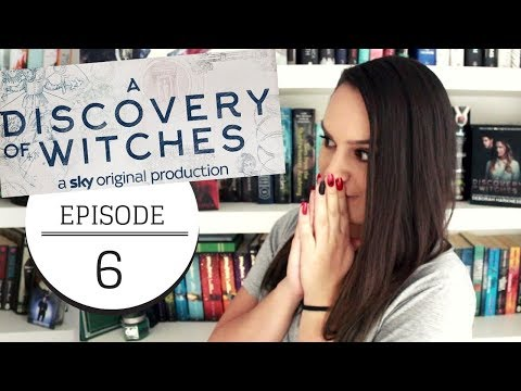 A DISCOVERY OF WITCHES EPISODE 6 | REACTION