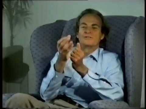 Richard Feynman: Fun to Imagine