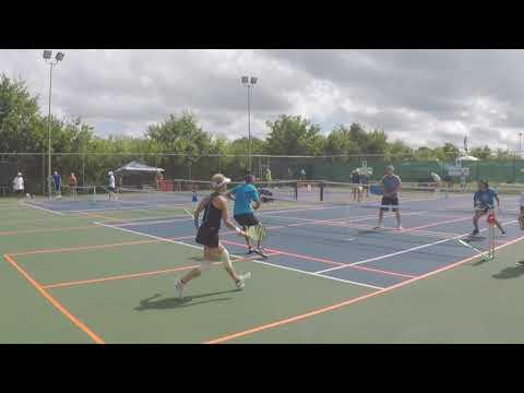 2018 Fall Rowlett Rumble - MXD 19-49 4.5/5.0 - Yarbrough/Wood vs Harjo/Richardson