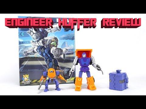 MS-02 Engineer not-Huffer Review Mechanic Studio