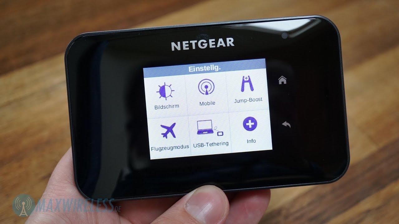 netgear aircard 810 weltweit schnellster mobiler lte