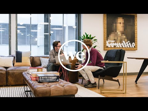 Being Part of the Community at WeWork