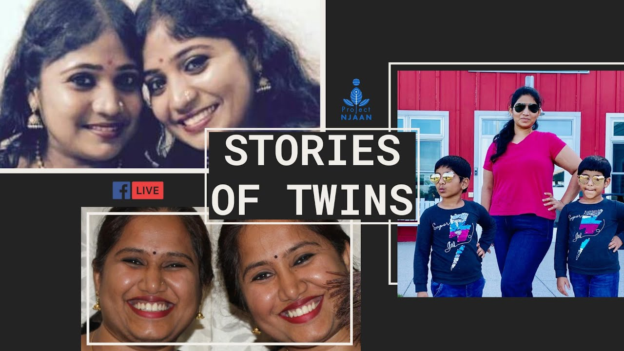 Stories of Twins | Tune in Tuesdays