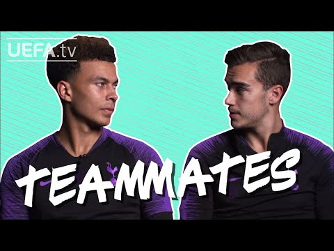 TOTTENHAM TEAMMATES: What would HARRY WINKS steal from DELE ALLI??