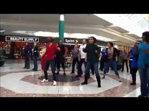 FlashMob Ziua Internationala a Cartii