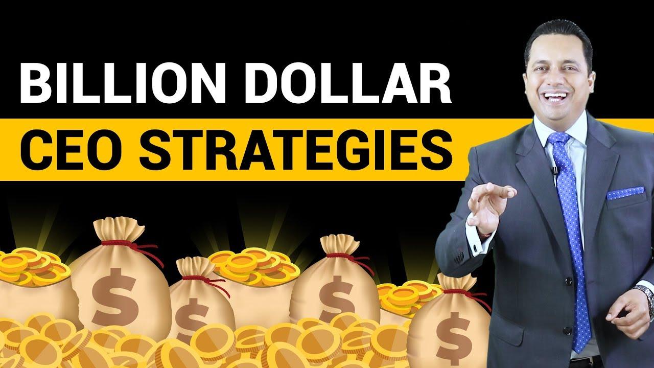 Billion Dollar Business Strategies | Bada Business | Dr Vivek Bindra