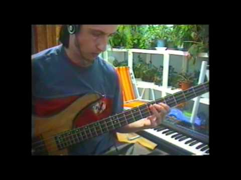 One Brown Mouse - Jethro Tull bass cover