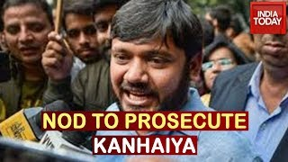 JNU Sedition Case: AAP Gives Nod To Prosecute Kanhaiya Kumar