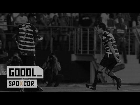 Gols - São Paulo 0x2 Corinthians - Paulistão 2017