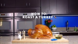 How to Roast a Turkey in a Conventional or Convection Oven thumbnail