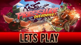 Pressure overdrive - 1st Play ! (PC Gameplay)