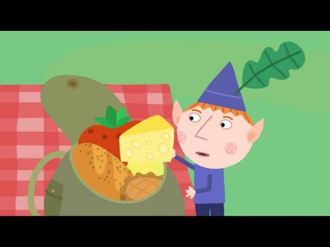 The Royal Fairy Picnic   Ben & Holly's Little Kingdom   Cartoons for Kids   WildBrain Toons