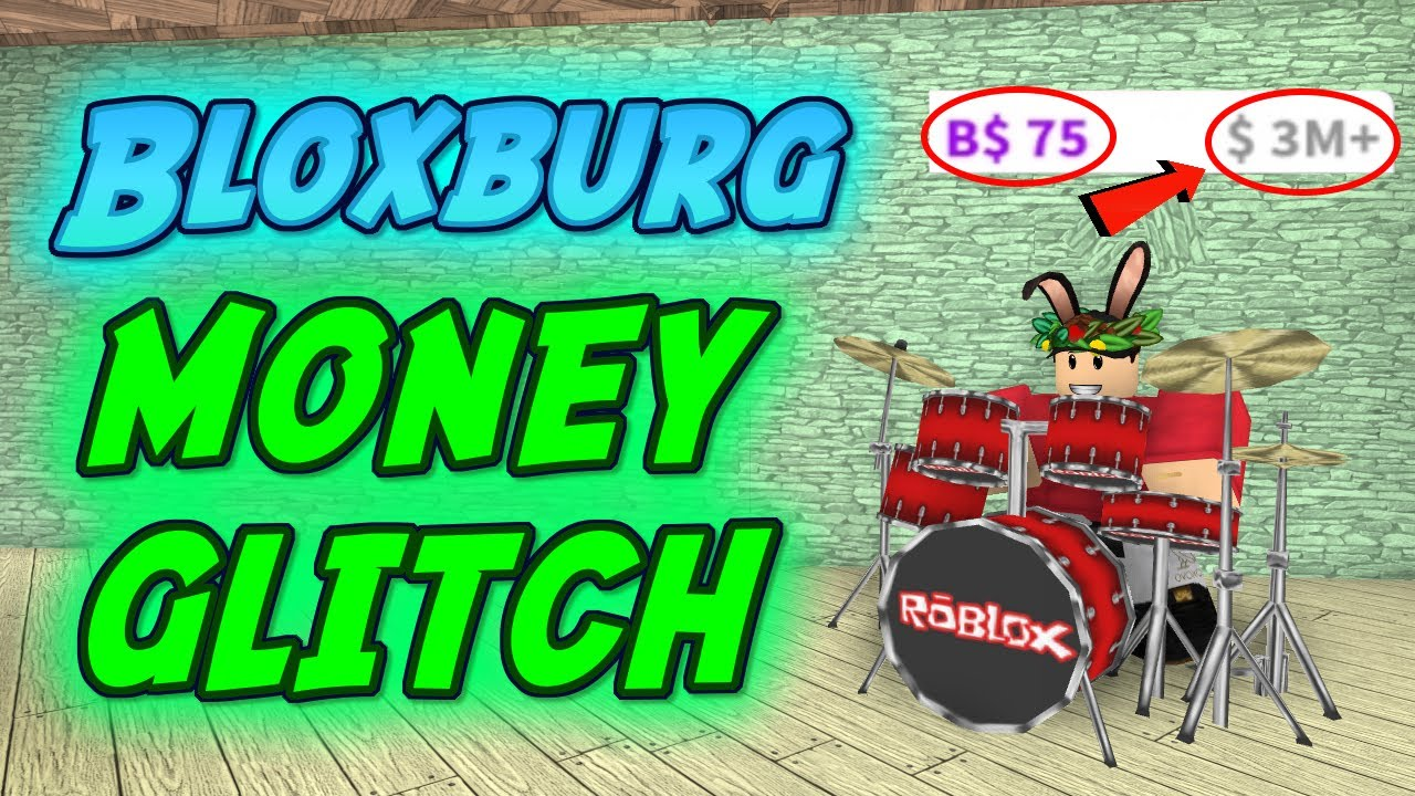 bloxburg money hack glitch roblox rich insane working welcome script afk instantly while earn easy