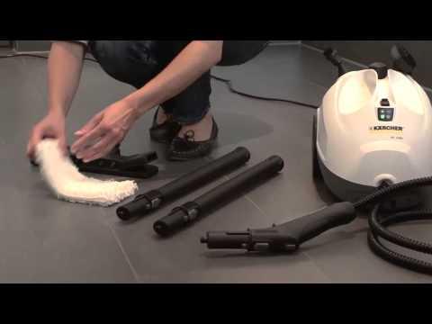 Karcher SC 2 Premium Buharl Temizlik Makinas Video - Karcher Market