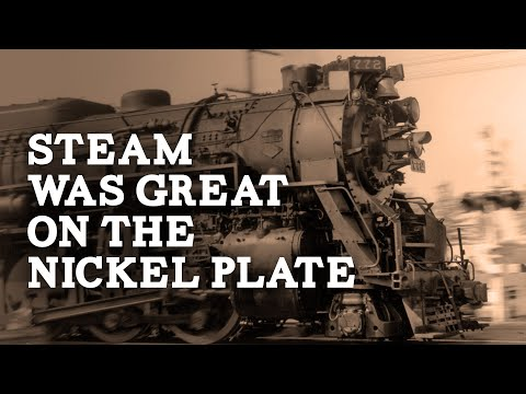 Steam Was Great on the Nickel Plate
