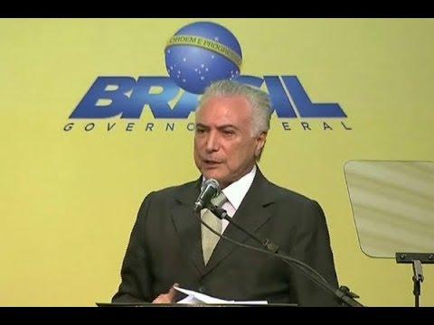 STF autoriza a inclusão de Temer em inquérito da operação Lava Jato   SBT Brasil (02/03/18)