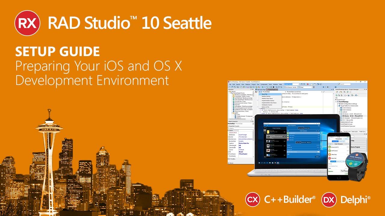 Develop Ios Applications With Rad Studio Embarcadero
