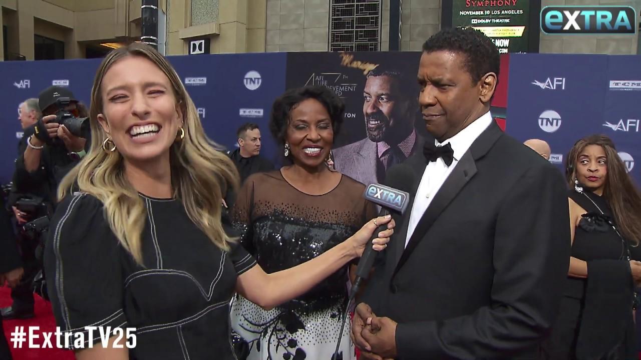 Denzel Washington Shares His Proudest Achievement