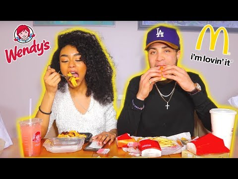 Who Knows Who Better? 😜| MUKBANG!