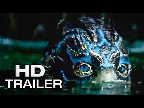 La Forma Del Agua - Trailer Español Latino 2017 The Shape Of Water